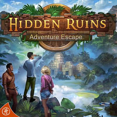 Retrostyle games rsg haiku hidden ruins 800x800