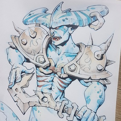 MerMay Sketches
