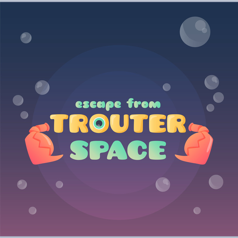 escape from Trouter Space
