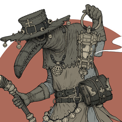 Boris rogozin plaguedoctor part 1