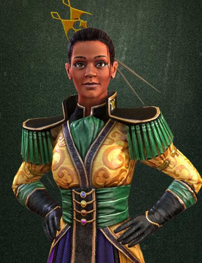 General Jinjur