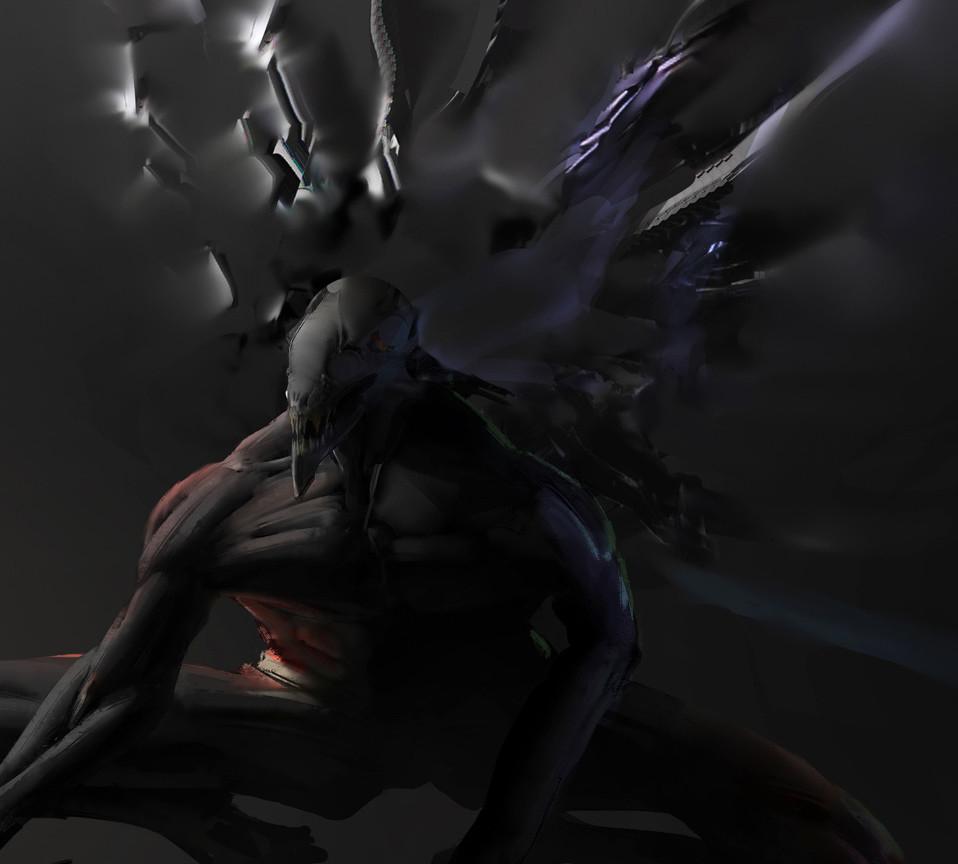 Dark creature variants