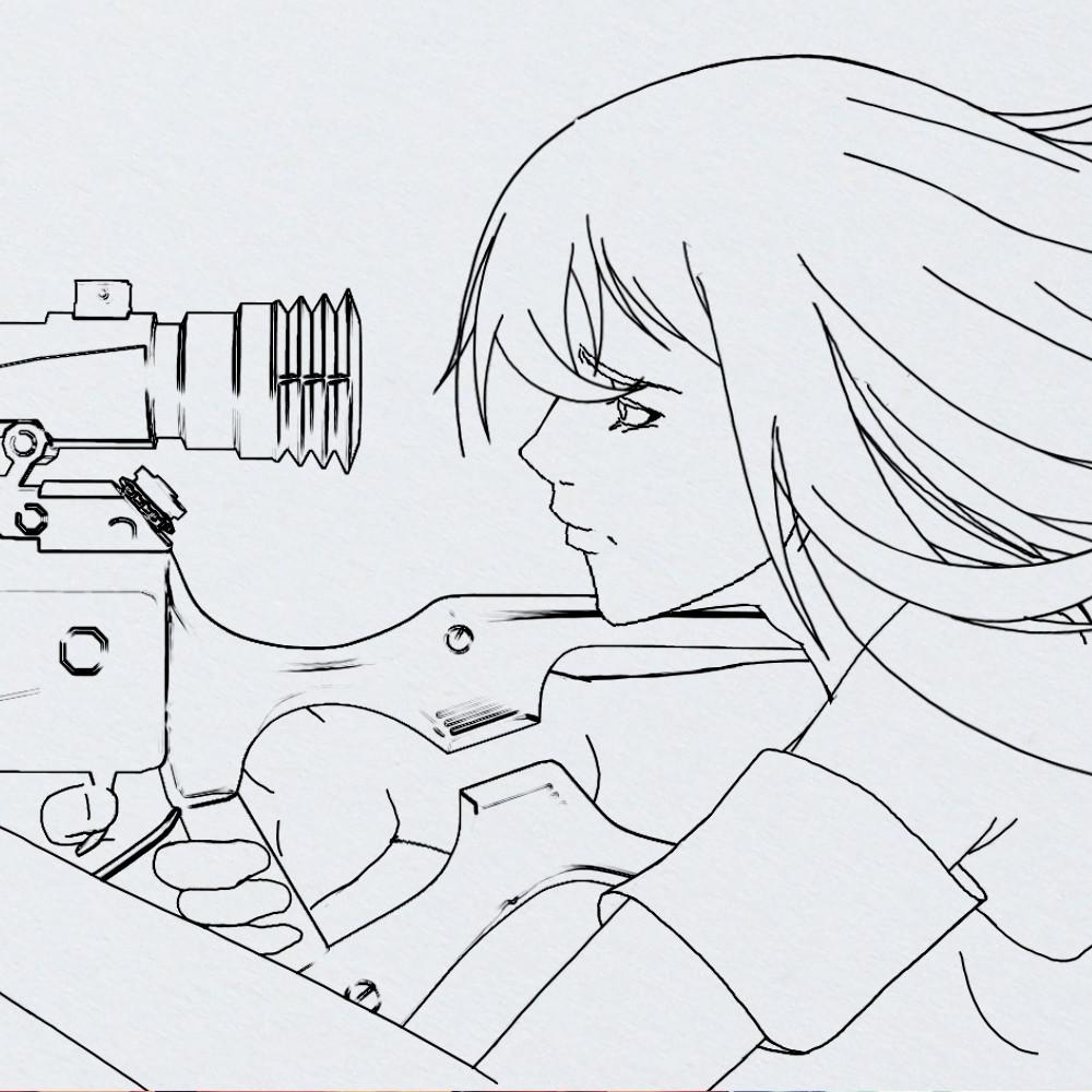 Animated Teaser 09: Stoop