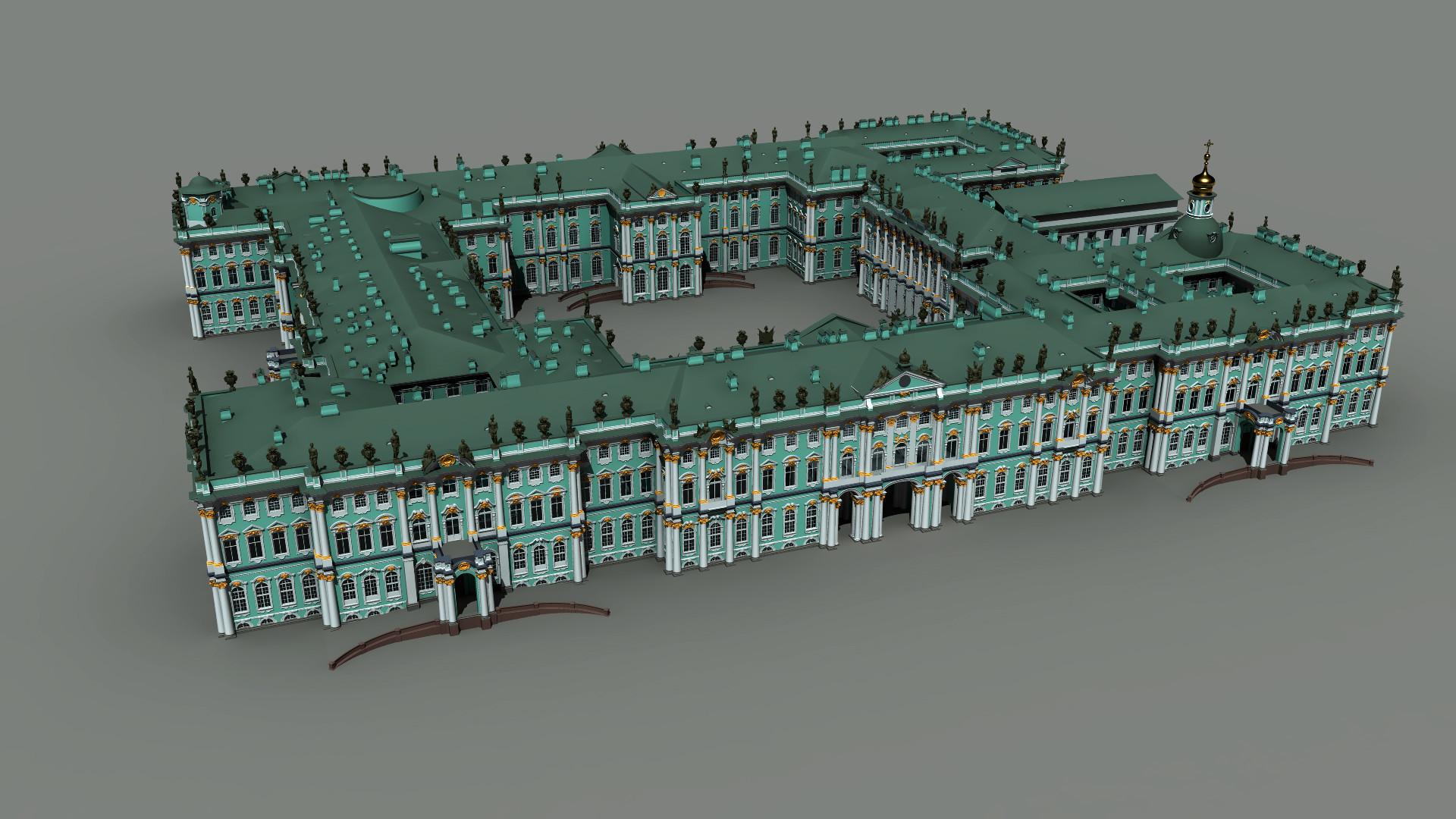 Дворец план картинка