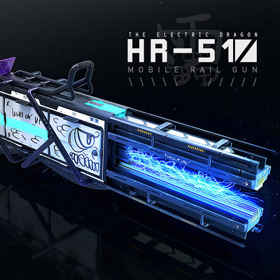 HR-51 RAILGUN