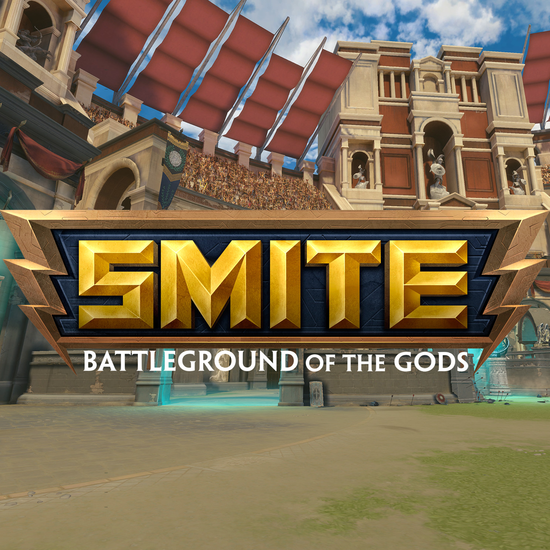 ArtStation - SMITE: Roman Arena, Alex Martin