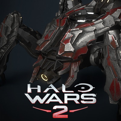 Halo Wars 2 Scarab