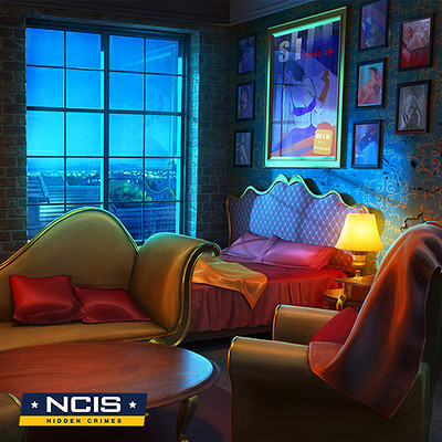 Loft- NCIS: Hidden Crimes