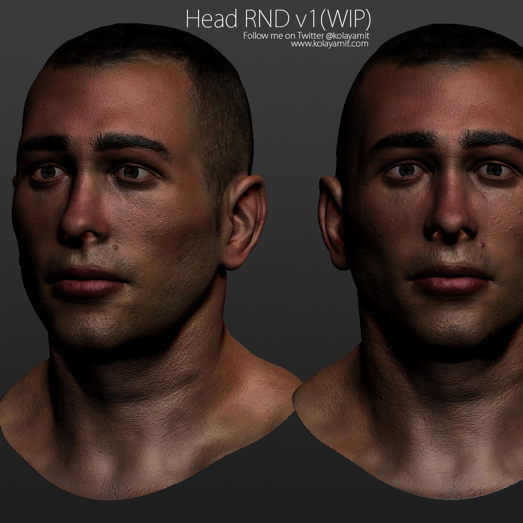 head RND (WIP) v1