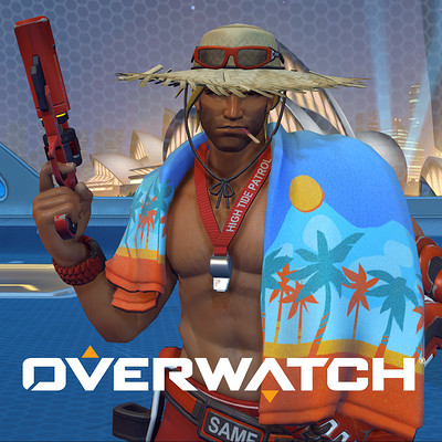 Kristen perry overwatch summer logo