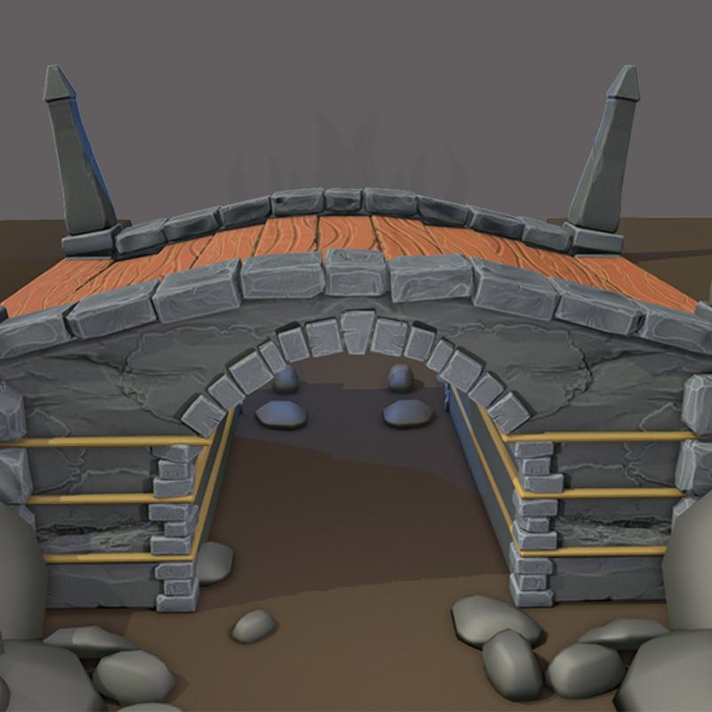 Bridge - Hero Prop