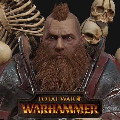Total War: Warhammer - Wulfrik