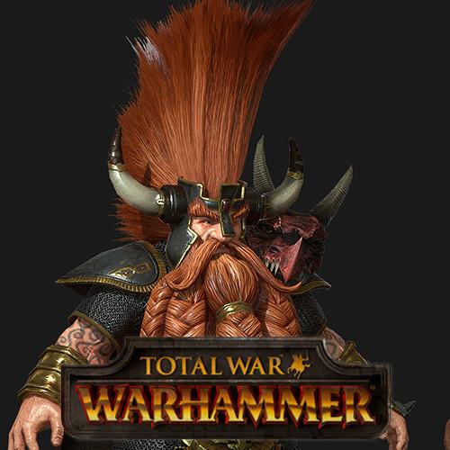 ArtStation - Total War : Warhammer - Ungrim, Tom Parker