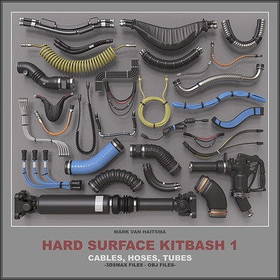 Mark van haitsma cables hoses tubes icon