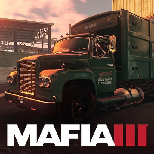 Mafia III - Garbage Truck