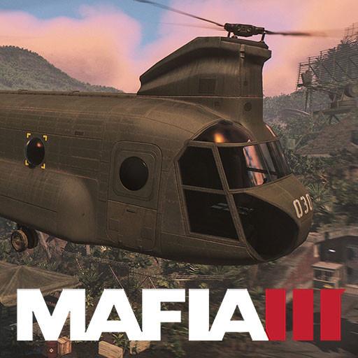 Mafia III - Stones Unturned - Helicopter