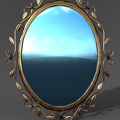 Anisah syed mirror002