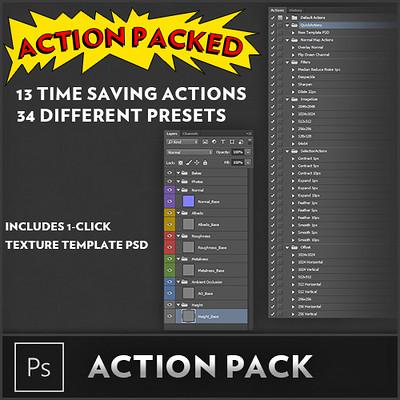 Lucas annunziata ps actionpack