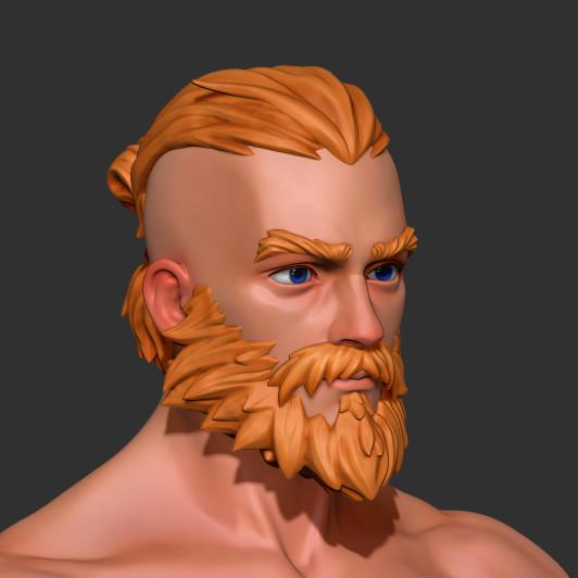 ccProfane MMORPG - Main Character