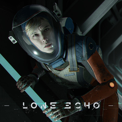 Lighting for Lone Echo