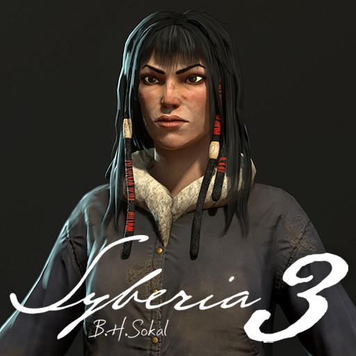 Syberia 3 - Dunyasha