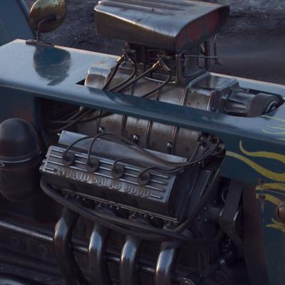 Spud Racer