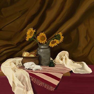 Brinjen russell sunflowersweb