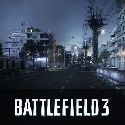 Battlefield 3 - Tehran Highway