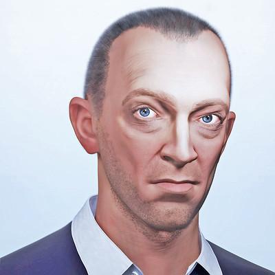 Aleksandr smirnov vincent cassel likeness