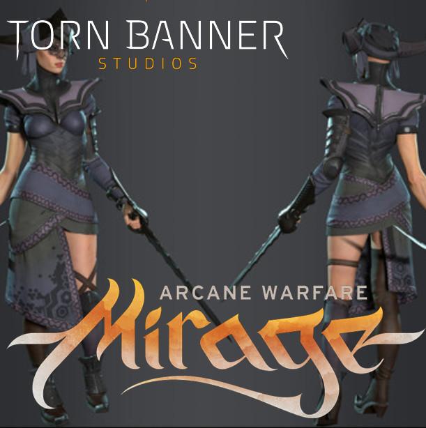 Vypress Mirage: Arcane Warfare