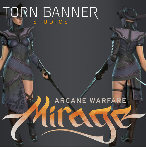 Vypress Mirage: Arcane Warfare