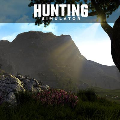 Flore vanackere thumb huntingsimulator highlands