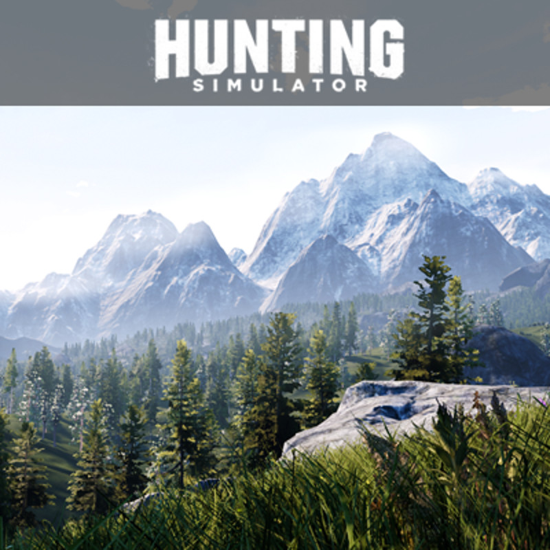 Hunting Simulator - Subalpine