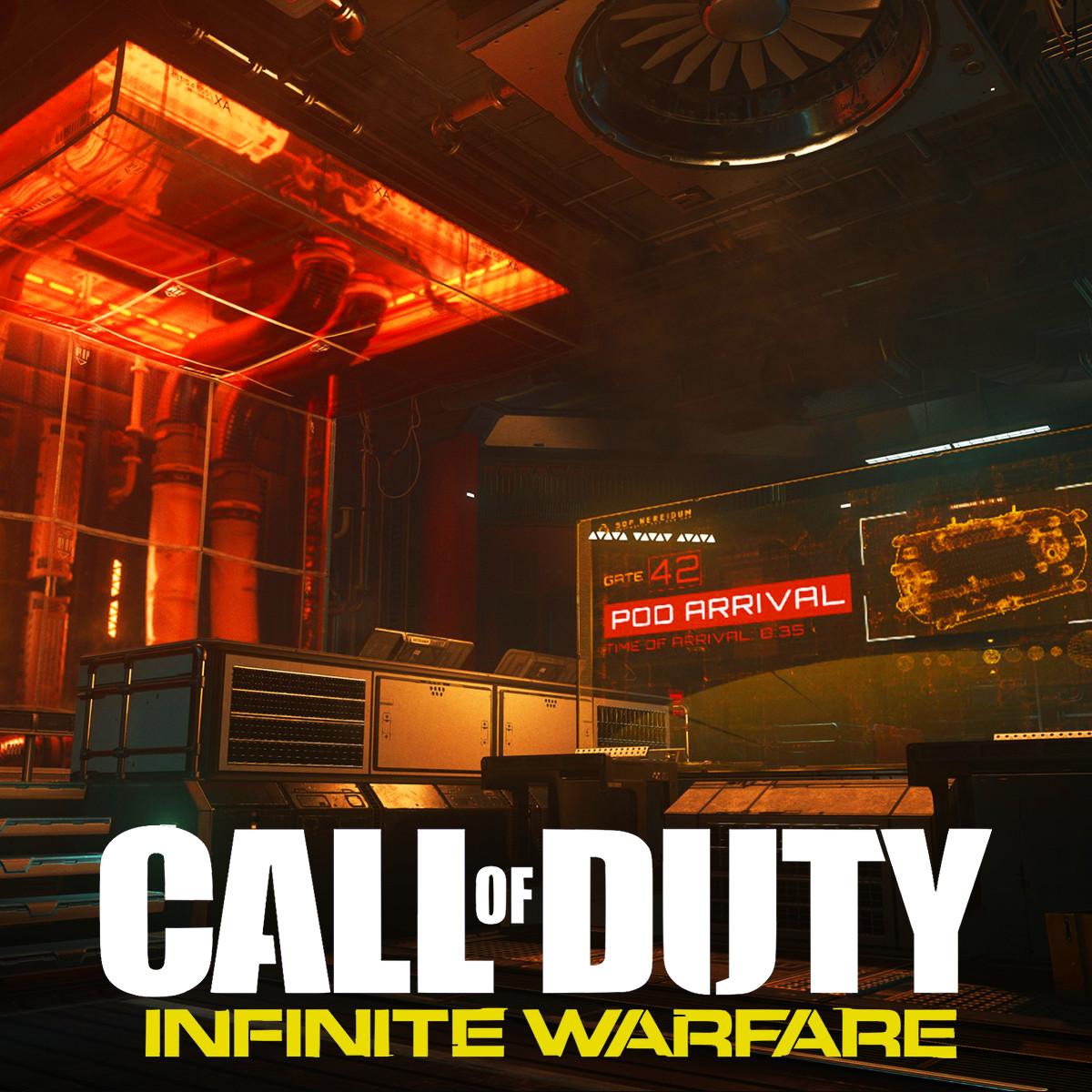 Call of Duty: Infinite Warfare - Operation Blood Storm