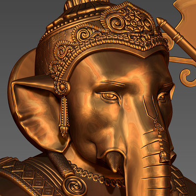 Guillaume molle ganesh wip 51