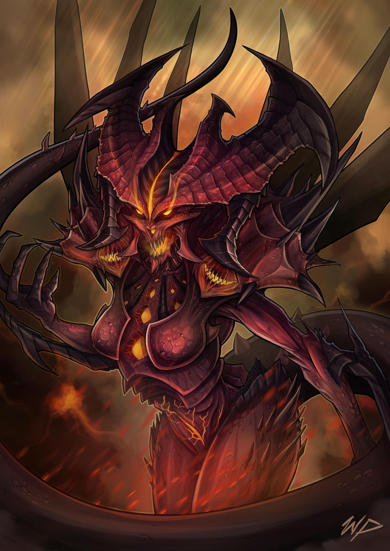 Evil Female Demons