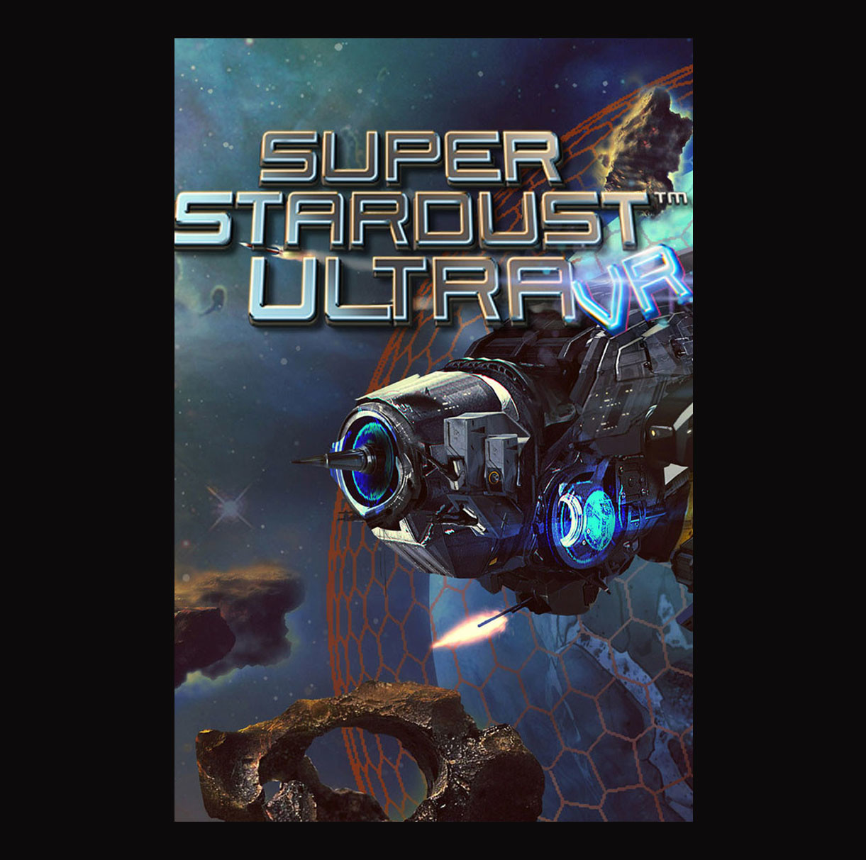 SUPER STARDUST VR :  Oculus rift