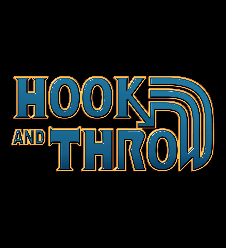 Hook and Throw Animations