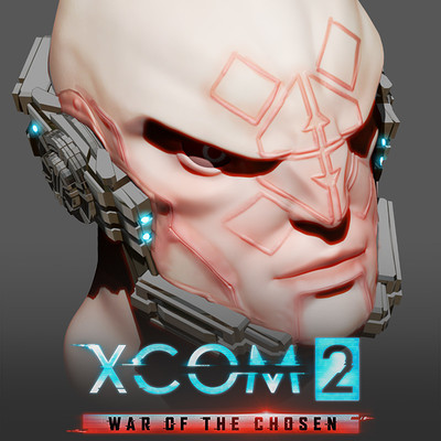 Skirmisher Head Explorations - XCOM 2: War Of The Chosen