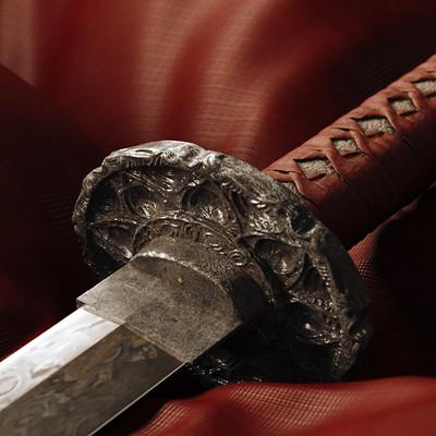 Milos belanec samurai sword by milos belanec 2