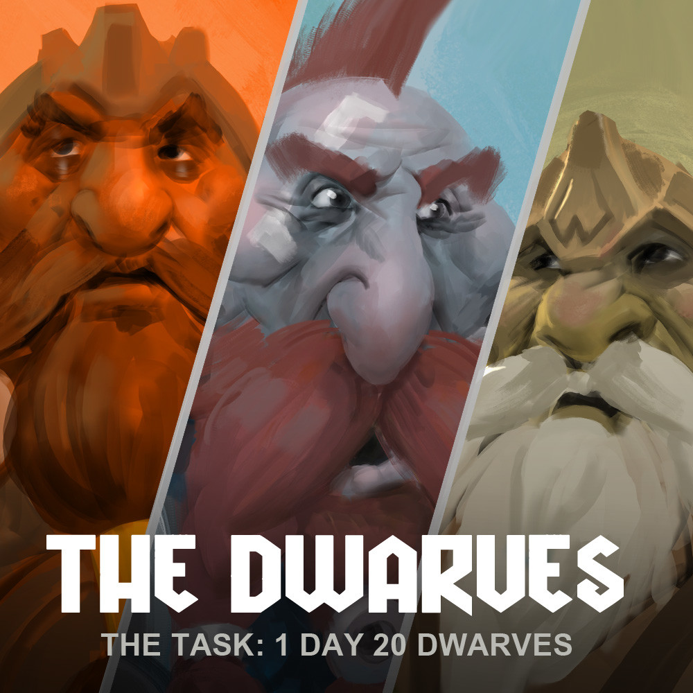 20 Dwarves - 1 Day