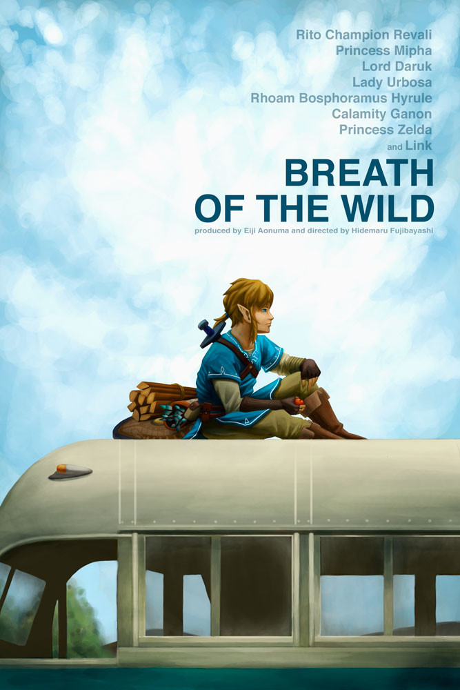 INTO THE HYLIAN WILD