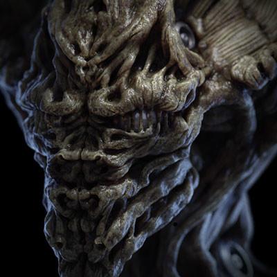 Alien Exoskeleton