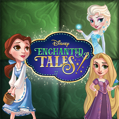 Bradd mcbrearty enchanted tales cover