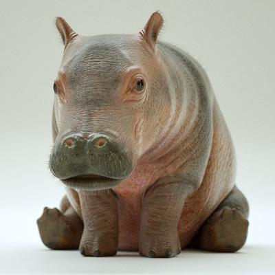 Paul massey hippo a 01