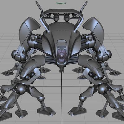 David letondor david letondor david letondor robot frog v6