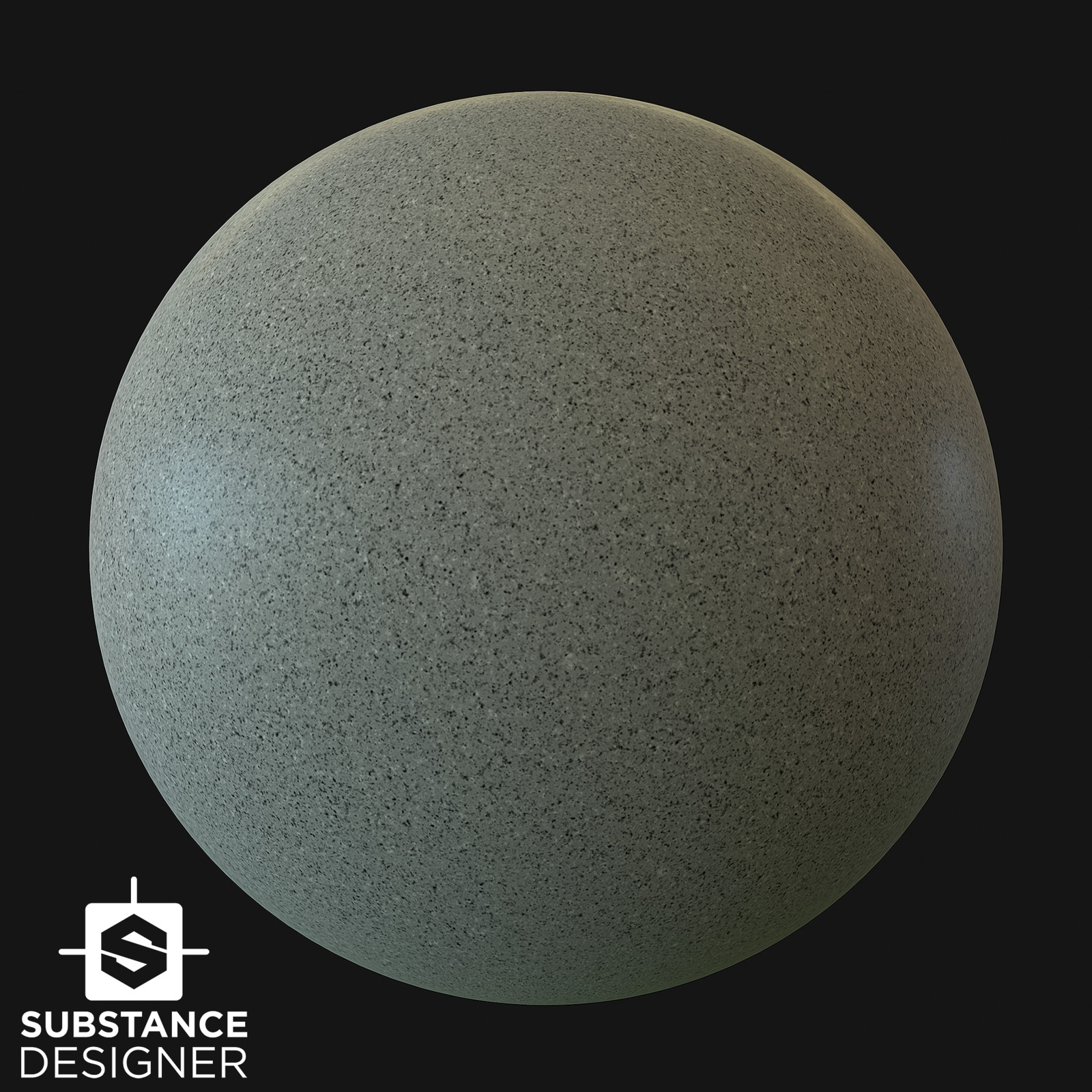 Vinyl - Speckled - Substance Designer Material
