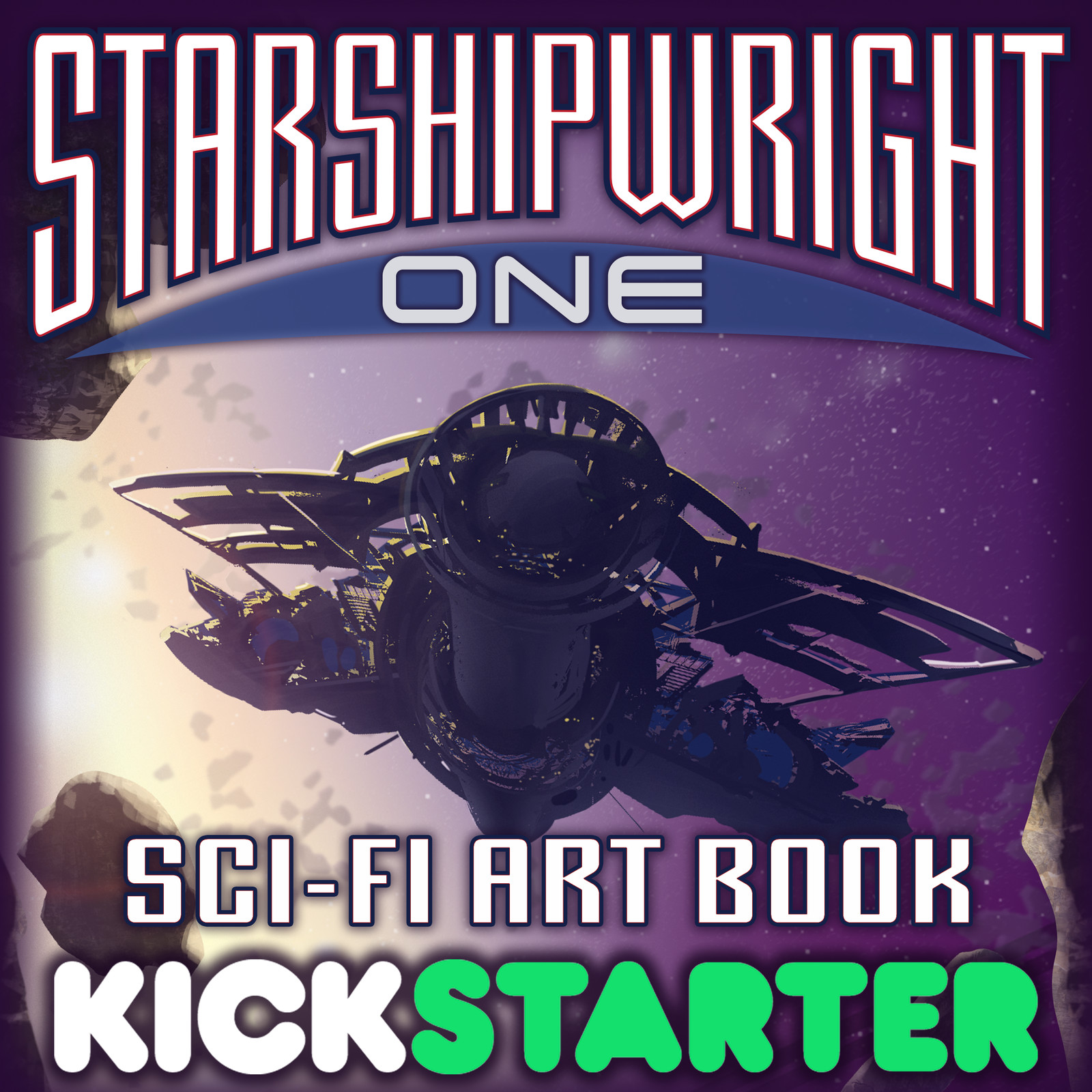 Starshipwright Book One Kickstarter