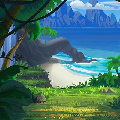 Michiel van den heuvel bgr tropical island cropped michielvdheuvel
