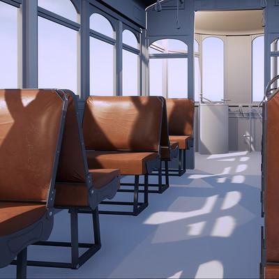 Rick irvine tram2